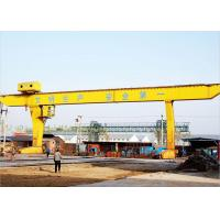 China Truss Type Single Beam Gantry Crane , 2 Ton Fixed Gantry Crane For Loading / Unloading on sale