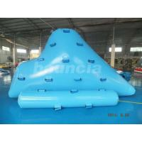 Wholesale Durable Inflatable Floating Iceberg For Climbing , Kids Inflatable Climbing Mountain from china suppliers