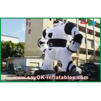 Wholesale Robert Inflatable Moving Character Water-proof Oxford Cloth For Children from china suppliers