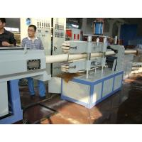 Spiral Steel Wire Reinforced PVC Pipe Extrusion Machine One Stop Service