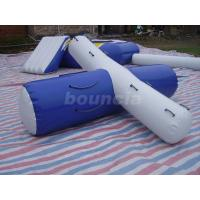 Wholesale 0.9mm PVC Tarpaulin Inflatable Water Totter For Pool from china suppliers
