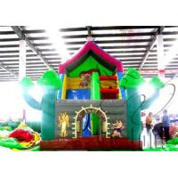China cheap family use inflatable slide for sale on sale