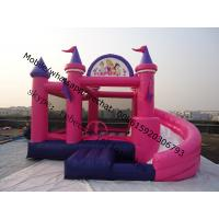 Wholesale Princess Bounce House Inflatable Bounce House and Slide Combo from china suppliers