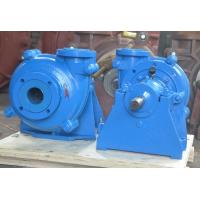 Wholesale 6 / 4 D - G Horizontal Centrifugal Sand Gravel Mining Pump Single Casing Structure from china suppliers