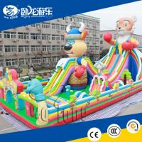 Buy cheap CE titanic inflatable slide for sale from wholesalers