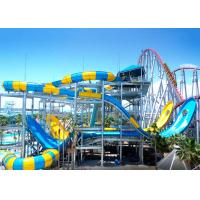 Buy cheap Custom Mix Color Adult 1080 riders High Speed Slide from wholesalers