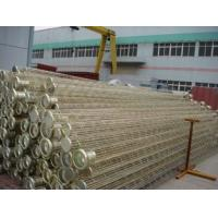 Wholesale Eco Friendly Bag Filter Cages And Venturi , Dust Collector Cage Mild Material from china suppliers