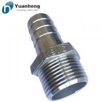 "Wholesale 1/4"" To 4"" NPT Hex Pipe Nipple Stainless Steel With 150LB Pressure from china suppliers"