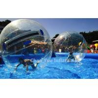 Wholesale Commercial Grade Transparent PVC Water Walking Ball for swimming pool from china suppliers