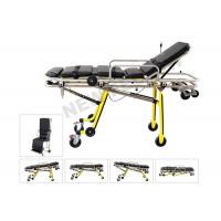 Quality Multi Functional Folding Ambulance Trolley Stretchers Chair For Hospitals for sale