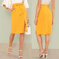 Wholesale Summer Split Pencil Skirt for Lady from china suppliers