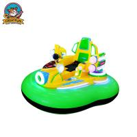 Wholesale Inflatable Amusement Park Bumper Cars With Remote Control / Manual Operation from china suppliers