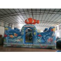 Wholesale New Design Inflatable Undersea World Fun City Amusement Park On sale from china suppliers