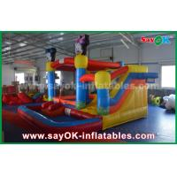 Quality Large spongebob inflatable bounce house for palying center CE UL for sale