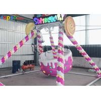 Wholesale Kids Attraction 5 Seat Super Lollipop Pendulum Amusement Rides Outdoor Playground from china suppliers