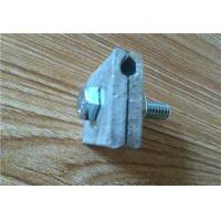 Wholesale Durable Power Line Fittings One Bolt Suspension Guy Clamp Parallel Cable Strand Clamp from china suppliers