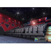 Wholesale 2 DOFMovement 4DM Motion Seat 4D Movie Theater With Special Effect Equipment from china suppliers