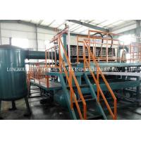 Wholesale Fully Automatic Egg Tray Machine With Aluminum molds Large Capacity 6000PCS / H from china suppliers