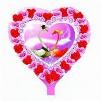 Wholesale 18-inch Heart Wedding Balloons for Parties, Wedding, Advertising, Promotions or Gifts Used from china suppliers
