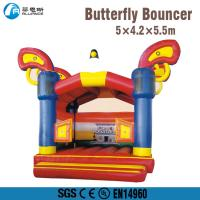 Wholesale Factory Price PVC Tarpaulin Inflatable Bouncy House Jumping Bouncer House for Sale from china suppliers