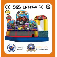 Wholesale 2014 hot sell commercial grade inflatable bouncer for sale with EN14960 from china suppliers
