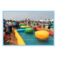 Wholesale Stimulating Inflatable Water Sport Toys for Water Park (CY-M2103) from china suppliers