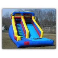 Wholesale Renting Biggest Inflatable Bounce Houses Games with Slide, Jumping House for Kids  from china suppliers