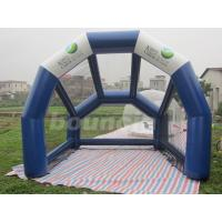 Wholesale 0.6mm PVC Tarpaulin Inflatable Golf Tent Manufacturer from china suppliers