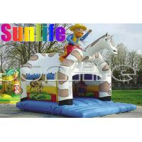 Buy cheap inflatable small bouncer from wholesalers