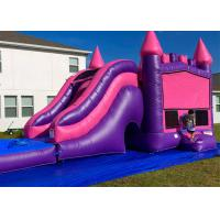Wholesale PVC Commercial Kids Inflatable Bounce House Fire Retardant SGS Certificated from china suppliers