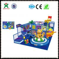 Wholesale Indoor commercial playground equipment used kids indoor playground equipment sale QX-106B from china suppliers