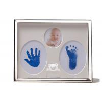 Wholesale Home Decoration Baby Hand And Footprint Impression Kit Souvenir Gift from china suppliers