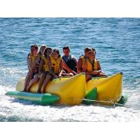 Wholesale Inflatable Water Sports Banana Boat / Double Banana Boat For Inflatable Water Games from china suppliers
