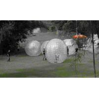 Wholesale 1.0MM TPU SGS Inflatable Zorb Ball for Family, Backyard, School, and Playing Center from china suppliers