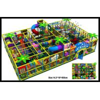 Wholesale 2017 Competitive Price Commercial Kids Center Indoor Playground Equipment from china suppliers