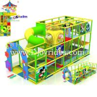 Wholesale 2014 Commercial kids plastic indoor playground equipment from china suppliers