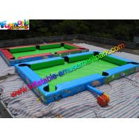China Popular Inflatable Sports Games With Full Printing , inflatable football game on sale