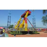 Wholesale Popular Cresent Sky Thrilling Ride , Amusing Playground Equipment from china suppliers