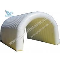 Buy cheap Inflatable tunnel tent,inflatable event tent from wholesalers