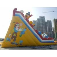 Wholesale 1000D PVC Tarpaulin Commercial large Inflatable water Slide for Celebration,  hire from china suppliers