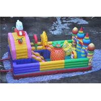 China Giant Inflatable Toddler Playground Cheer Amusement Animal Theme CE-certificated on sale