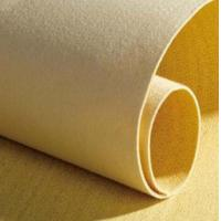 Quality Nonwoven PPS Glass Acrylic Needle Felt Filter Cloth 0.81mm - 1.12mm Thickness for sale