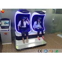 Wholesale 1 / 2 / 3 Seats Virtual Reality 9d Vr Cinema Egg Shaped Theater Simulator from china suppliers