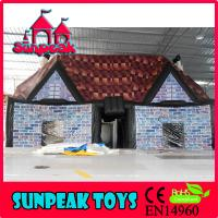 Wholesale TEN-2069 Inflatable Halloween House Hot Sale Movable Tent from china suppliers