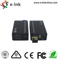 Buy cheap Mini HDMI Fiber Optic Extender with external stereo audio from wholesalers