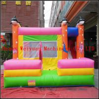 Wholesale inflatable castle slide bouncer,sale cheap commercial bouncer for sale from china suppliers
