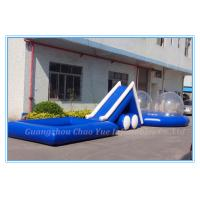 China Large Inflatable Water Slide with Pool for Commercial Use (CY-M2139) on sale