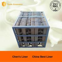 Wholesale Cr15Mo3 320 / 580 Grinding Ball Steel Mill Liners Abrasion Resistance from china suppliers