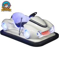 Buy cheap Battery Operated Adult Bumper Cars / Interesting Electric Bumper Cars from wholesalers