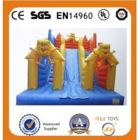 Wholesale Hot Sale high quality commerical sliding inflatables  in China from china suppliers